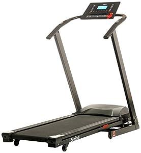DKN Eco Run Treadmill - Black