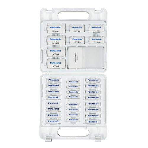 【ジャパネットたかた公式】パナソニック 充電式電池 『エネループ』 24本セット K-KJ22MCC168