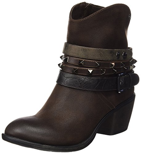MTNG Collection (MTNGC) 51883, Stivali Corti, Donna, Marrone, Size: 38