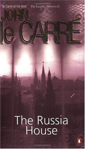 The Russia House, LeCarre,John