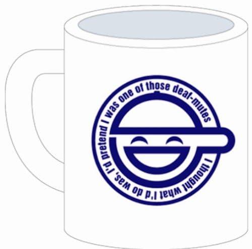 攻殻機動隊 S.A.C. 笑い男 マグカップ