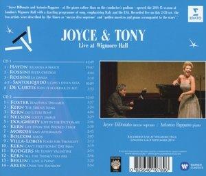 Joyce & Tony: Live from Wigmore Hall
