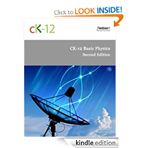 Logo for CK-12 Basic Physics - Second Edition