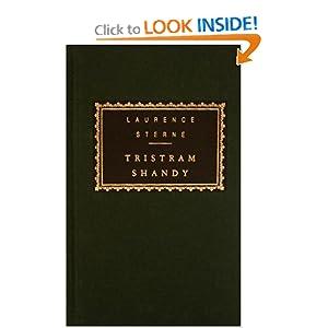 Tristram Shandy -  Lawrence Sterne