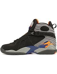 Nike Mens Air Jordan 8 Retro Basketball Shoes