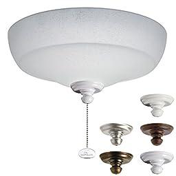 Three Light Multiple Fan Light Kit Model-338151MUL