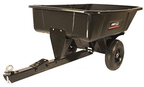 Ohio Steel 3040PSD Poly Cart With Swivel Dump, 10 cu. ft. (Ohio Steel Dump Cart compare prices)