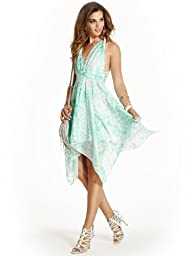 GUESS Women's The Gia Printed Dress