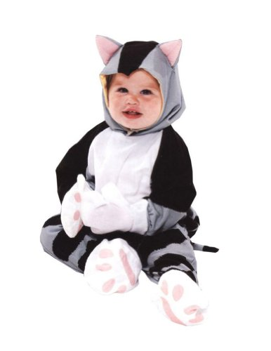 Baby-Toddler-Costume The Shy Little Kitten Toddler Costume