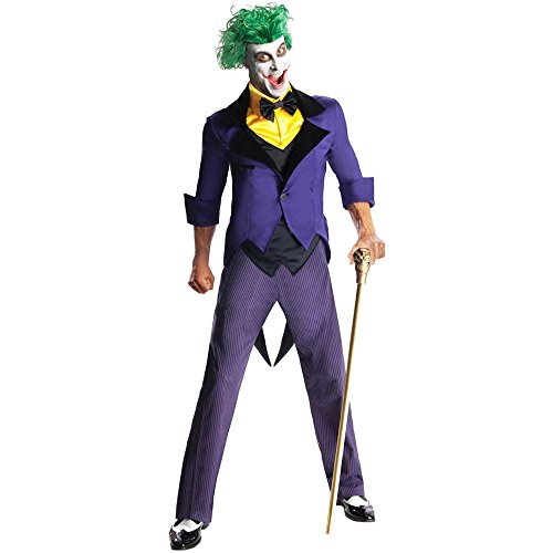 Batman: The Joker Super Villain Adult Costume