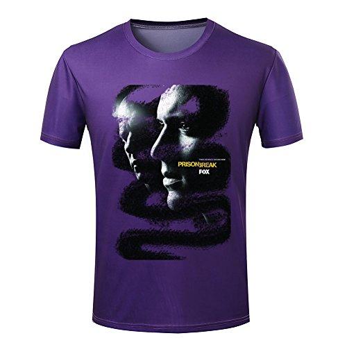 Prison Break Fox Men's T shirt 3XL