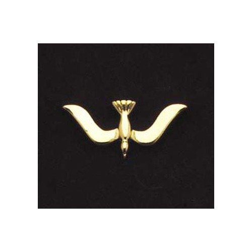 Gold Dove Pin