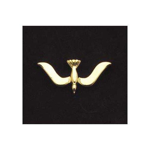 Gold Dove Pin
