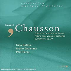 Ernest CHAUSSON (1855-1899) 41WHSFTK8ML._SL500_AA240_