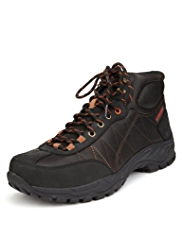 Blue Harbour Leather Hiker Shoes with Stormwear™
