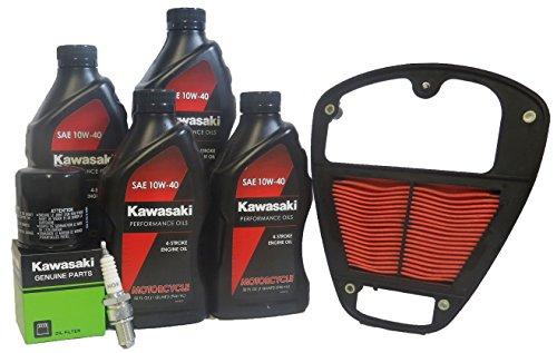2007-2013 Kawasaki Vulcan 900 Custom Complete Maintenance Kit (Kawasaki 900 Vulcan Custom compare prices)