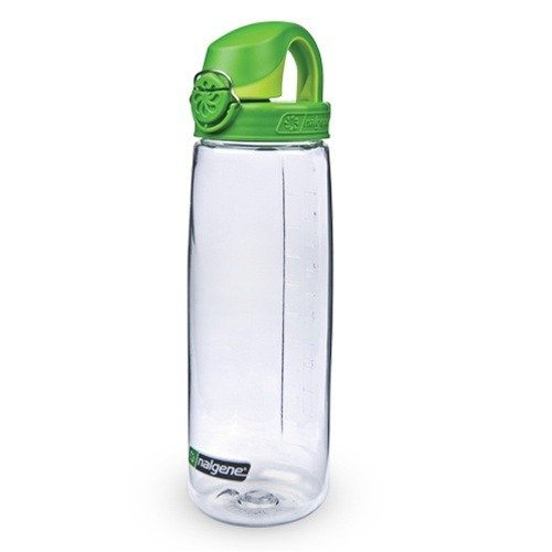 Nalgene On The Fly Water Bottle (Clear with Green Cap) (Water Bottle 24 Oz compare prices)