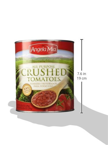 how to make crushed tomatoes from frozen tomatoes