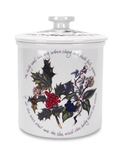 Buy Portmeirion Holly and Ivy Storage Cookie JarB0000CFUNX Filter