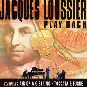 Jacques Loussier Plays Johan Sebastian Bach