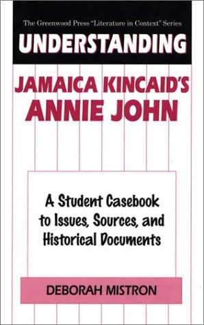 annie john essays For annie john by jamaica kincaid we provide a free source for literary analysis  literature essays,  annie is the first to menstruate, and is upset by it.
