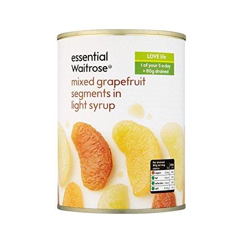 Mixed Grapefruit Segments in Syrup Royal Crown /