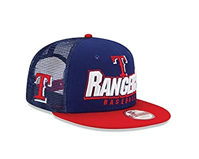 MLB Texas Rangers Trucker Charge 950 Cap