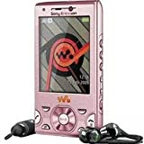 Sony Ericsson PINK W995 UNLOCKED Network Mobile Phone - Limited Stock