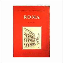 Panorami di Architettura. Roma (Italian) Board book – January 1