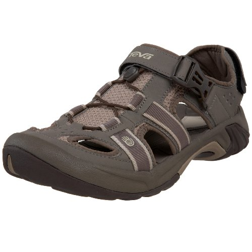 Teva Men'S Omnium Closed Toe Sandal,Bungee Cord,10.5 M Us Men'S front-1059220