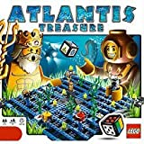 41WHjGfbN0L. SL160  LEGO Games Atlantis Treasure 3851