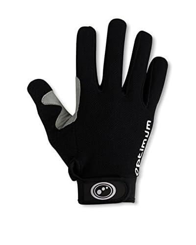 Optimum Guanti Full Finger MTB/BMX [Nero]