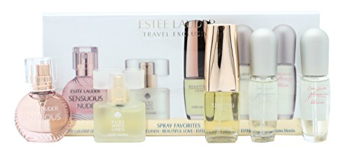 Details for Estee Lauder Travel Exclusives 5 Piece Purse Spray Miniature Collection 5 Piece Set from PerfumeWorldWide, Inc. Drop Ship