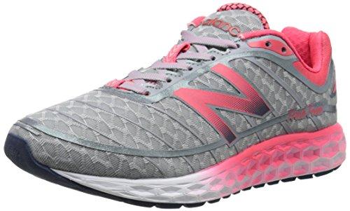 New Balance Fresh Foam Boracay - Zapatillas de running para mujer, Plata - Silber (SP2 SILVER/PINK), 38