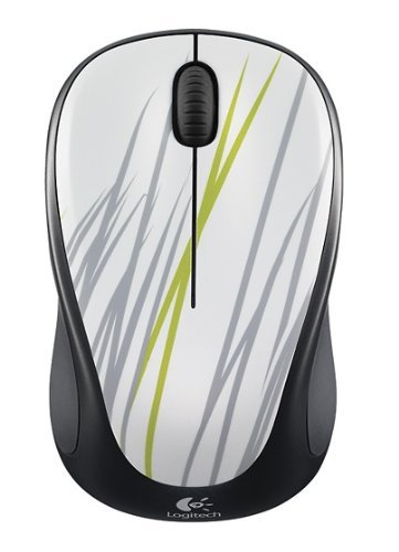 Logitech Wireless Mouse M315 Nano Blades Of Grass