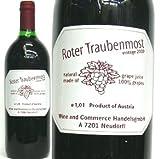 [Traubenmost] トラーベンモスト、オーストリア産、無添加100%ブドウジュース ( 赤 )1000ml
