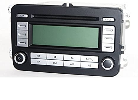 RCD 300 MP3 - 1K0 035 186 - Radio Chrome N°50