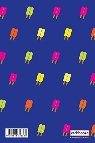 Etchbooks Ashlyn, Popsicle, Wide Rule