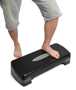 EGS(イージーエス) エアロビクスステップ ダイエットステップ 踏み台昇降運動 手軽にスローステップ運動