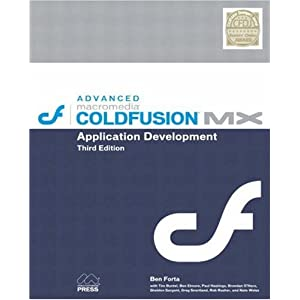 Advanced ColdFusion MX Application Development