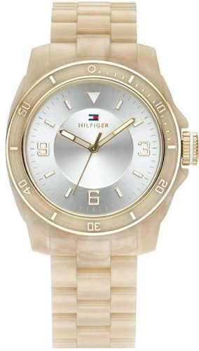 TOMMY HILFIGER PLASTIC BRACELET LADIES WATCH - 1781198