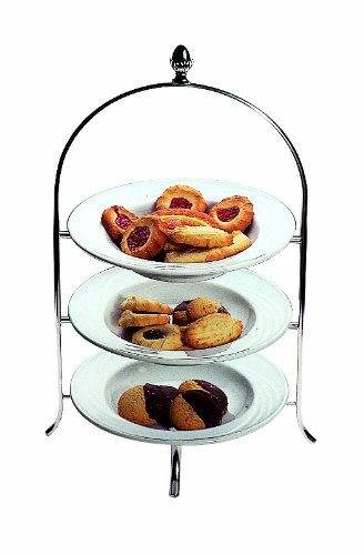 Mepra Stainless Steel Palace 3-Tier Afternoon Tea Stand Silver  sc 1 st  Google Sites & Best Offer Mepra Stainless Steel Palace 3-Tier Afternoon Tea Stand ...