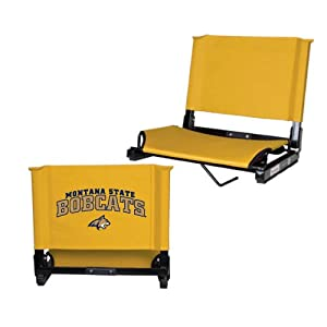 Montana State Stadium Chair Gold