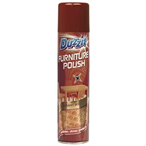 Duzzit Furniture Polish Contains Beeswax 300ml Amazon