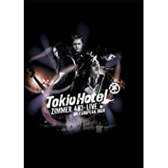 tokio hotel live in europe