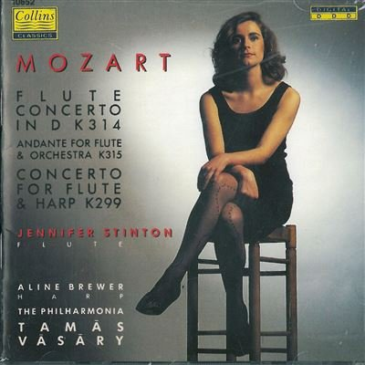 Concerto per flauto K 314 n.2 (285d) (1778) in DO Concerto per flauto e arpa K 299 in DO (1778)