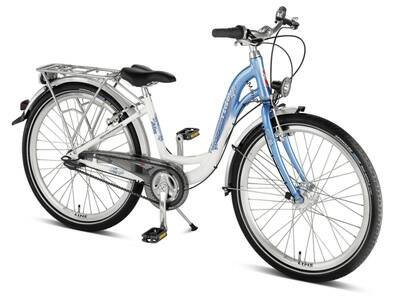 Puky Bicyclette / Vélo Soulride 24-7 alu - Blanc / Bleu