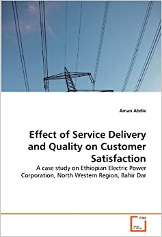 Thesis on service delivery and customer satisfaction