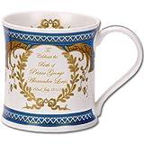 Royal Baby Mug Prince George Alexander Louis Wessex Design Boxed