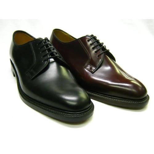 loake 771t polished leather burgundy dress shoes